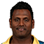 Angelo Mathews (C)